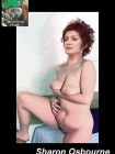 Sharon Osbourne Nude Fakes - 001